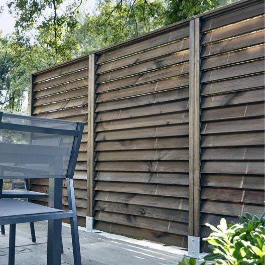 Top 50 Best Privacy Fence Ideas - Shielded Backyard Desig