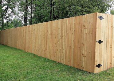 Wood Privacy Fencing - Rancho Cordova Fence Compa