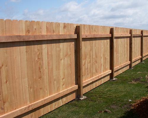 Denver Privacy Fences: Cedar Picket Fence Materials & Lumber | RM
