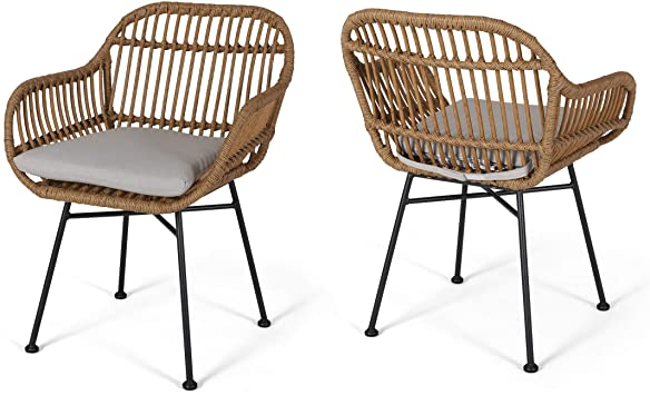 Amazon.com: Christopher Knight Home Rodney Indoor Woven Faux .