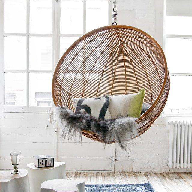 Hanging Rattan Chair - Hanging Chai
