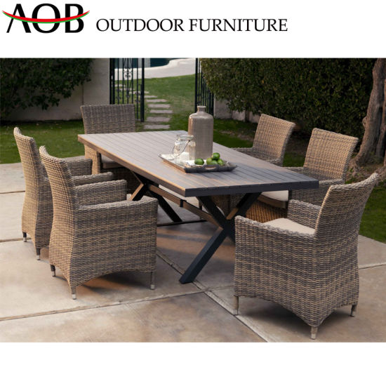 Wholesale Modern Chinese Rattan outdoor Furniture Chairs Sets .