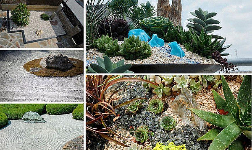 20 Fabulous Rock Garden Design Ide