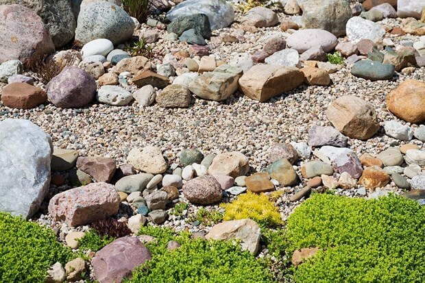 Rock Garden Ideas   Garden Rocks   Garden Rock Plan