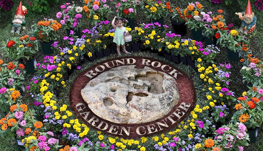 Round Rock Garden Center | 901 Sam Bass Rd. Round Rock, TX 786