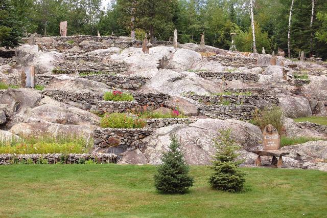 Rock Garden Rocks My World - Droste Effect M