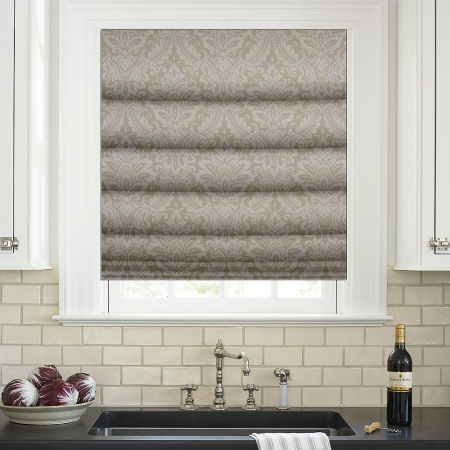 Premium Soft Fold Roman Shades Group B | Blindster.c