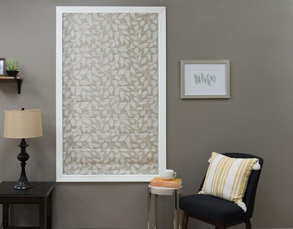 Roman Shades | Window Shades Simplified | JustBlin