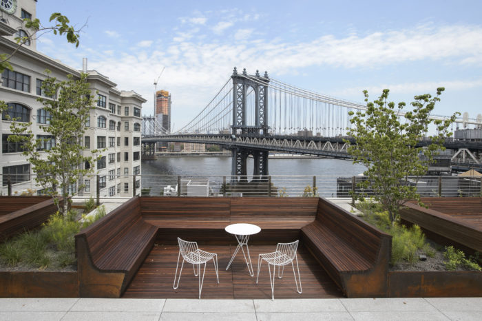 Why Office Workers Love Their Roof Decks So Much - The Brid