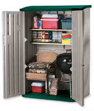 Rubbermaid Storage Sheds - Supply He