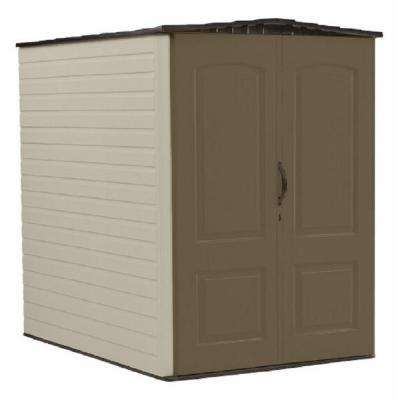 Rubbermaid - Plastic Sheds - Sheds - The Home Dep