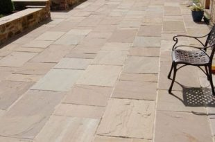 Sandstone Paving - Popular for Garden, Backyard & Patio Makeove