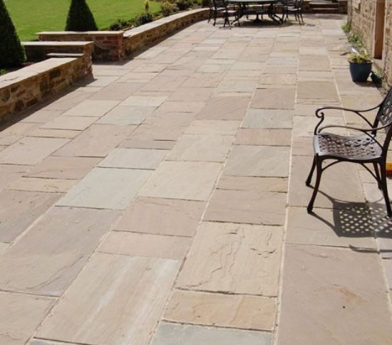 Sandstone Paving - Popular for Garden, Backyard & Patio Makeove