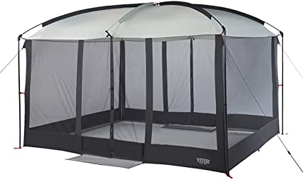 Amazon.com: Wenzel Magnetic Screen House, Black: Sports & Outdoo