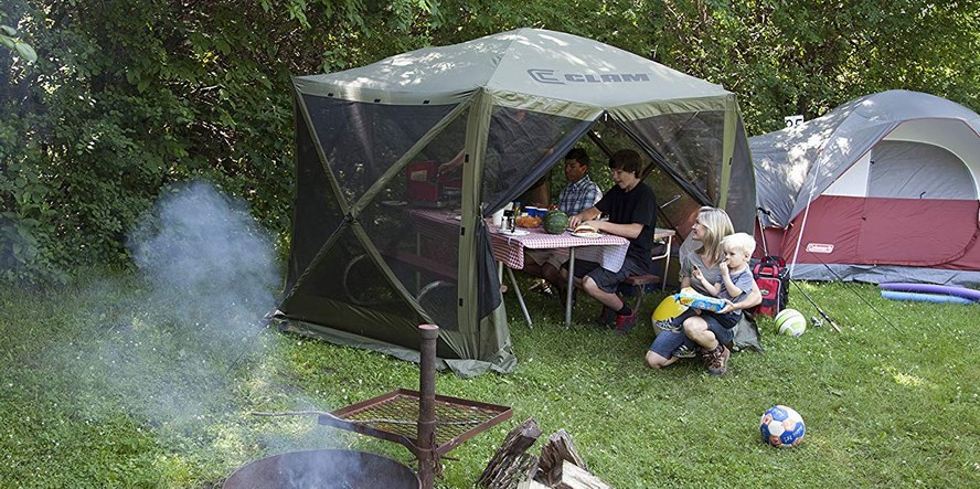 10 Best Camping Screen Houses in 2020 - Feels Fresh with Natural A