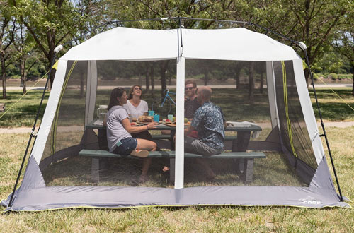 Top 10 Best Camping Screen Houses & Screen Tents Reviews In 20