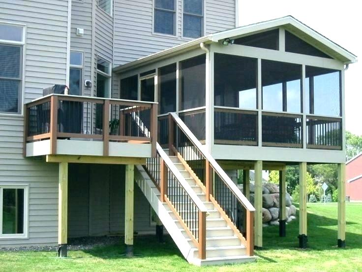 Screened In Porch Ideas With Deck | MyCoffeepot.O