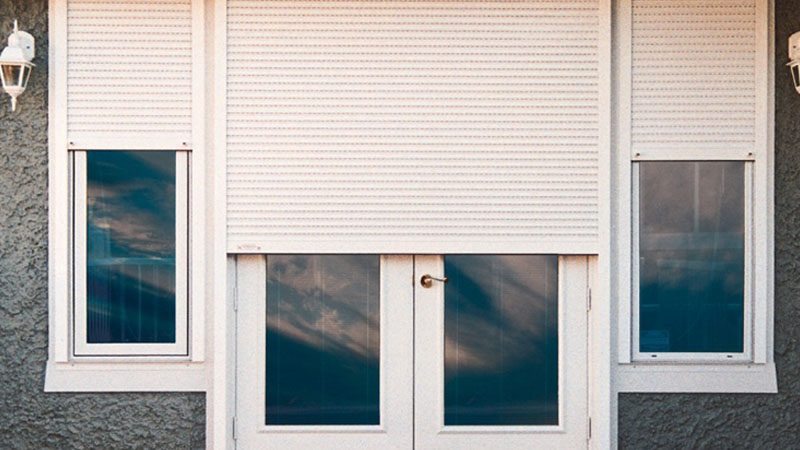 Rolling Security Shutters - Protector Window & Do