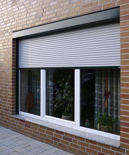 Concealed external roller shutters - #exteriorgoals Exterior .