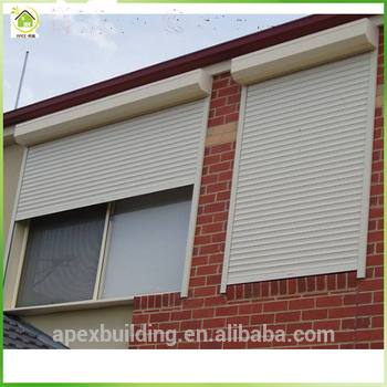Residential Lows Prices Waterproof Roller Shutters,Window Rolling .
