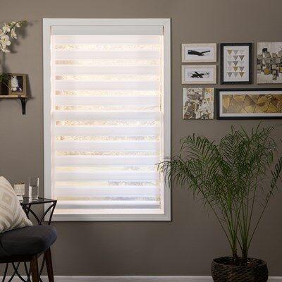 Dual Sheer Shades | Window Shades Simplified | JustBlin