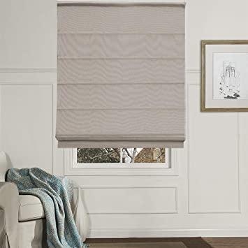 Amazon.com: Artdix Roman Shades Blinds Window Shades - Beige 20.5 .