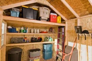 The Dos and Don'ts of Shed Organization | Storage shed .