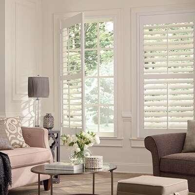 Premium Wood Shutters | Blinds.c