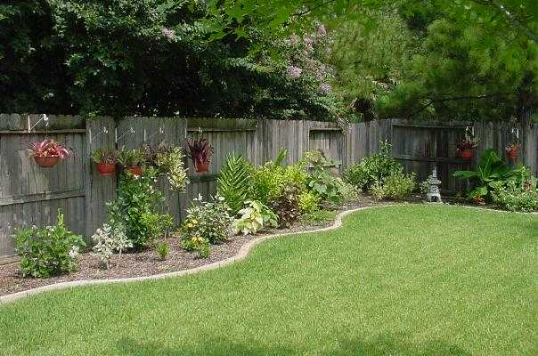 16 Simple But Beautiful Backyard Landscaping Design Ide