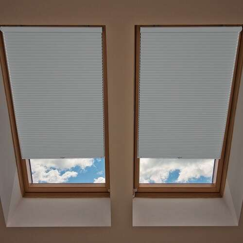 Bali Blackout Cellular Skylight Shades | Blinds.c
