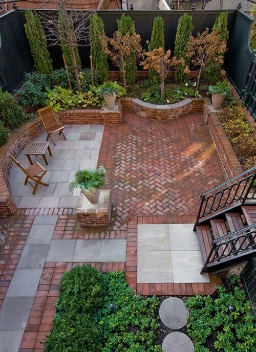16 Creative Backyard Ideas for Small Yards | Small backyard .