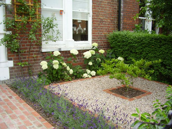 DIY Easy Landscaping Ideas with Low Budget | Small front gardens .