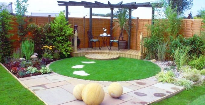 20 Amazing Small Garden Ideas - The Real Relaxation Spa