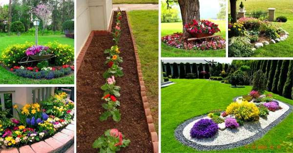 21 Awesome Garden Ideas For Small Flowe