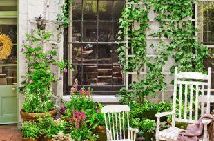 18 Creative Small Garden Ideas - Indoor and Outdoor Garden Designs .