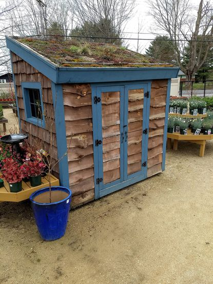 Yes, you can build your own garden shed - Chicago Tribu