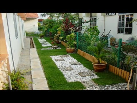 Small Garden Design Ideas - YouTu