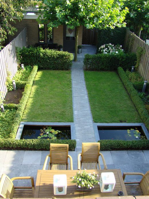 25 Fabulous Small Area Backyard Designs | Small backyard .