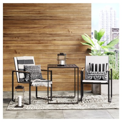 Henning 3pc Patio Bistro Set Off-White - Project 62™ : Targ