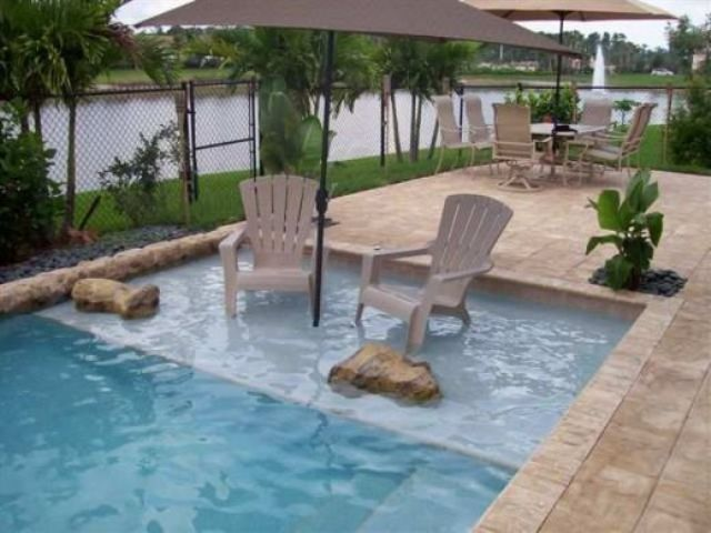 Modern Simple Swimming Pool Design Ideas   Beautiful Homes Design .