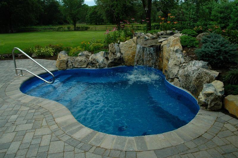 23 Amazing Small Swimming Pool Designs | Small pool design, Small .