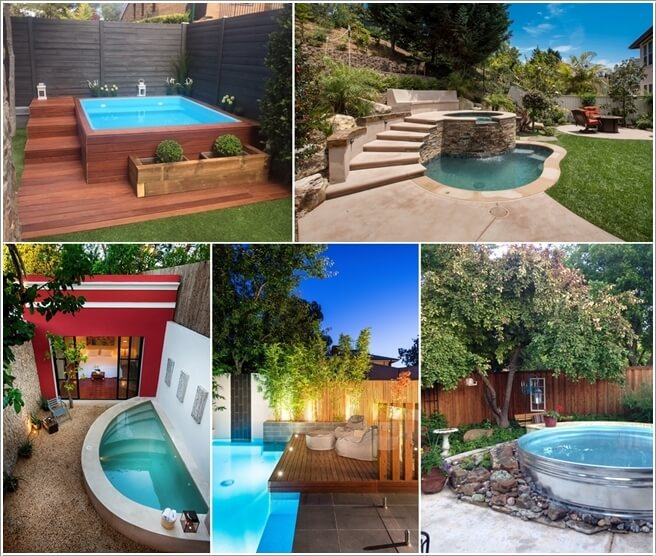 10 Small Pool Designs Perfect for Your Gard