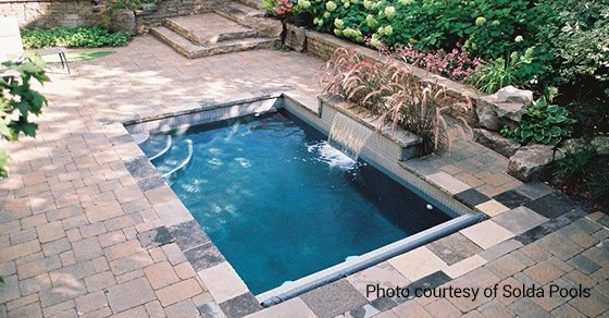 5 Small Pool Design Ideas   Solda Poo