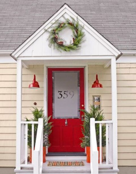 47 Cool Small Front Porch Design Ideas | Small front porches .