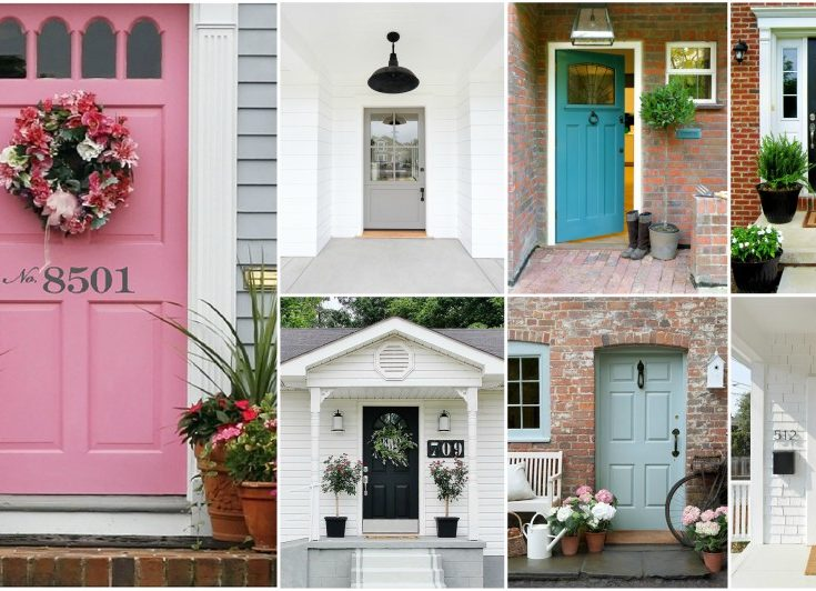 Small Front Porch Decor Tips For Decorating Like A P