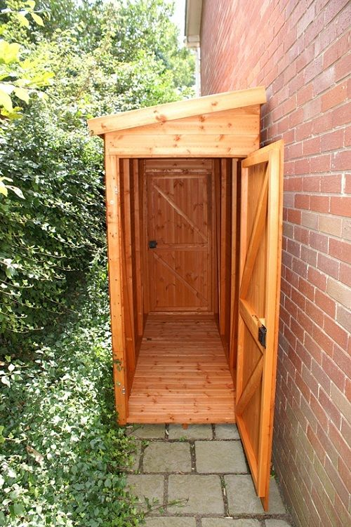 27 Unique Small Storage Shed Ideas for your Garden | Outdoor sheds .