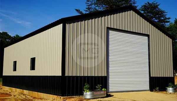 30x41 Vertical Metal Garage| 30x41 Steel Garage Pric