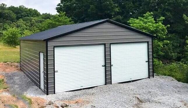 Metal Garages - 100+ Steel Garage Building Options at Affordable .
