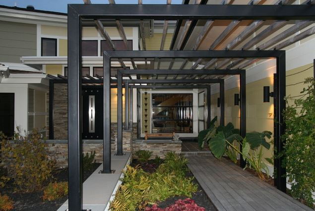 Metal Patio Covers, Structures, Awnings - SoCal Pergola Compa