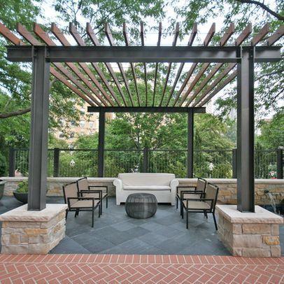 50 Awesome Pergola Design Ideas | Outdoor pergola, Modern pergola .